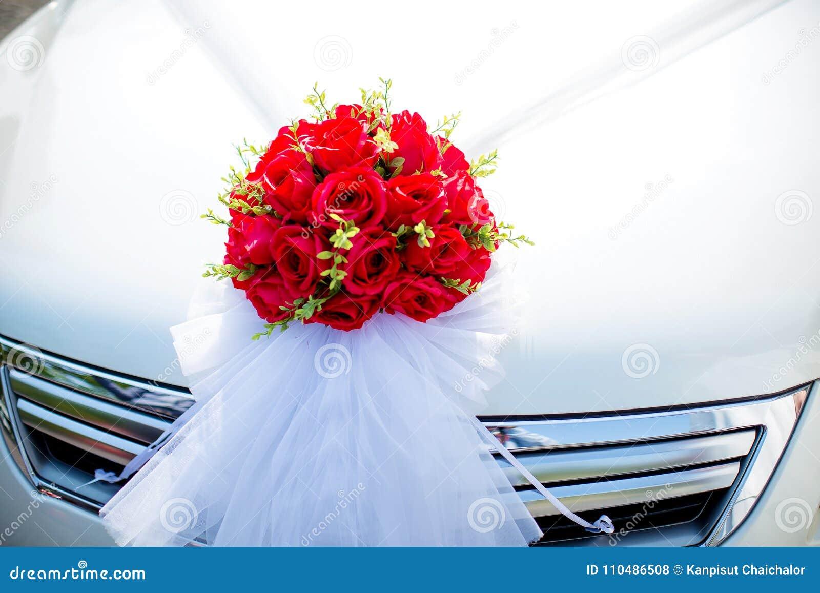 Wedding Car Wedding Decoration On Wedding Car Luxury Wedding Car