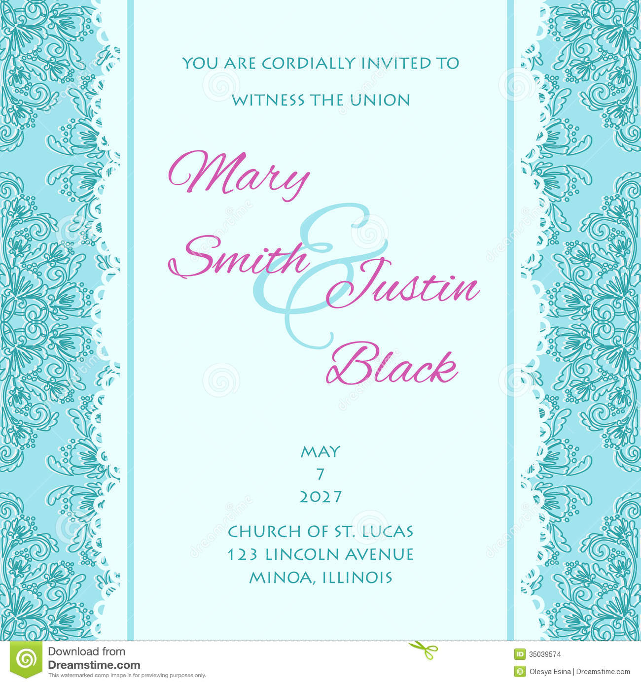 stock images wedding card invitation abstract floral background image wedding card invitation Wedding card