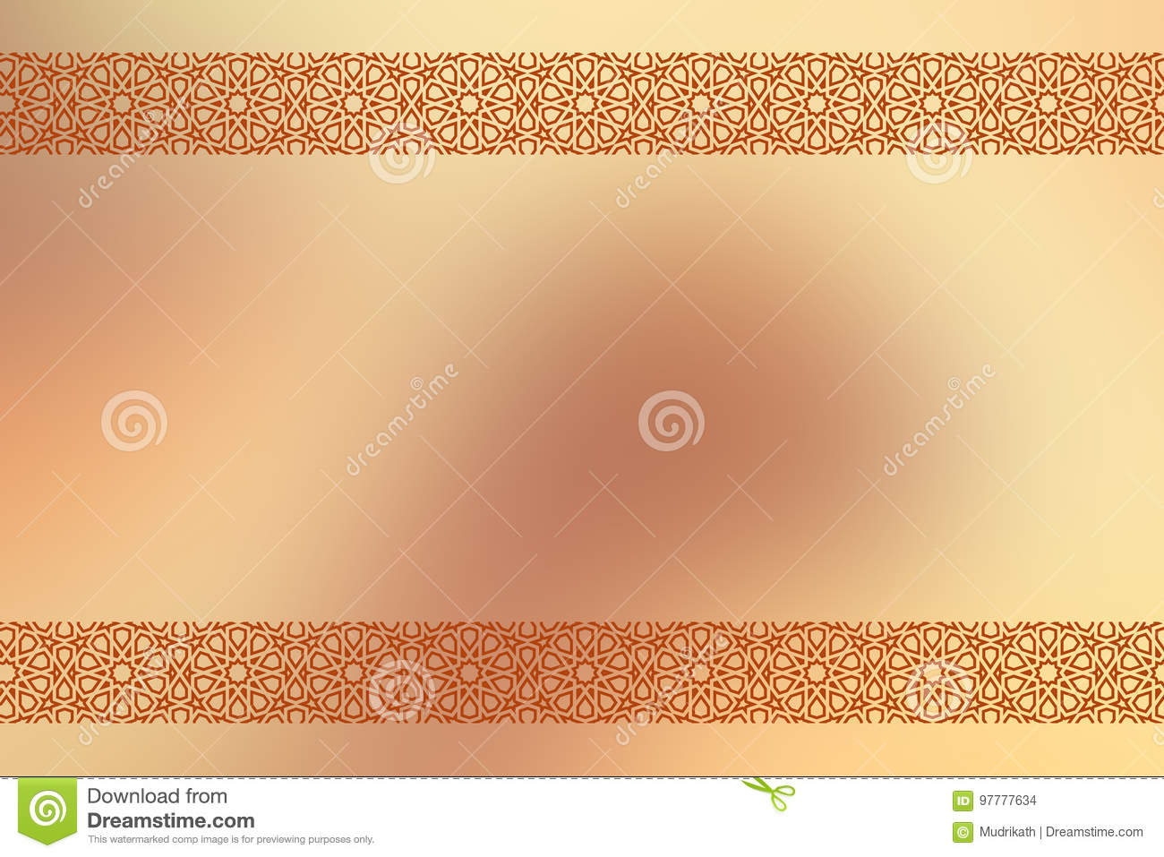 Wedding Card Or Party Card Template- 21 JULY 2017. Stock Illustration -  Illustration of artistic, composition: 97777634