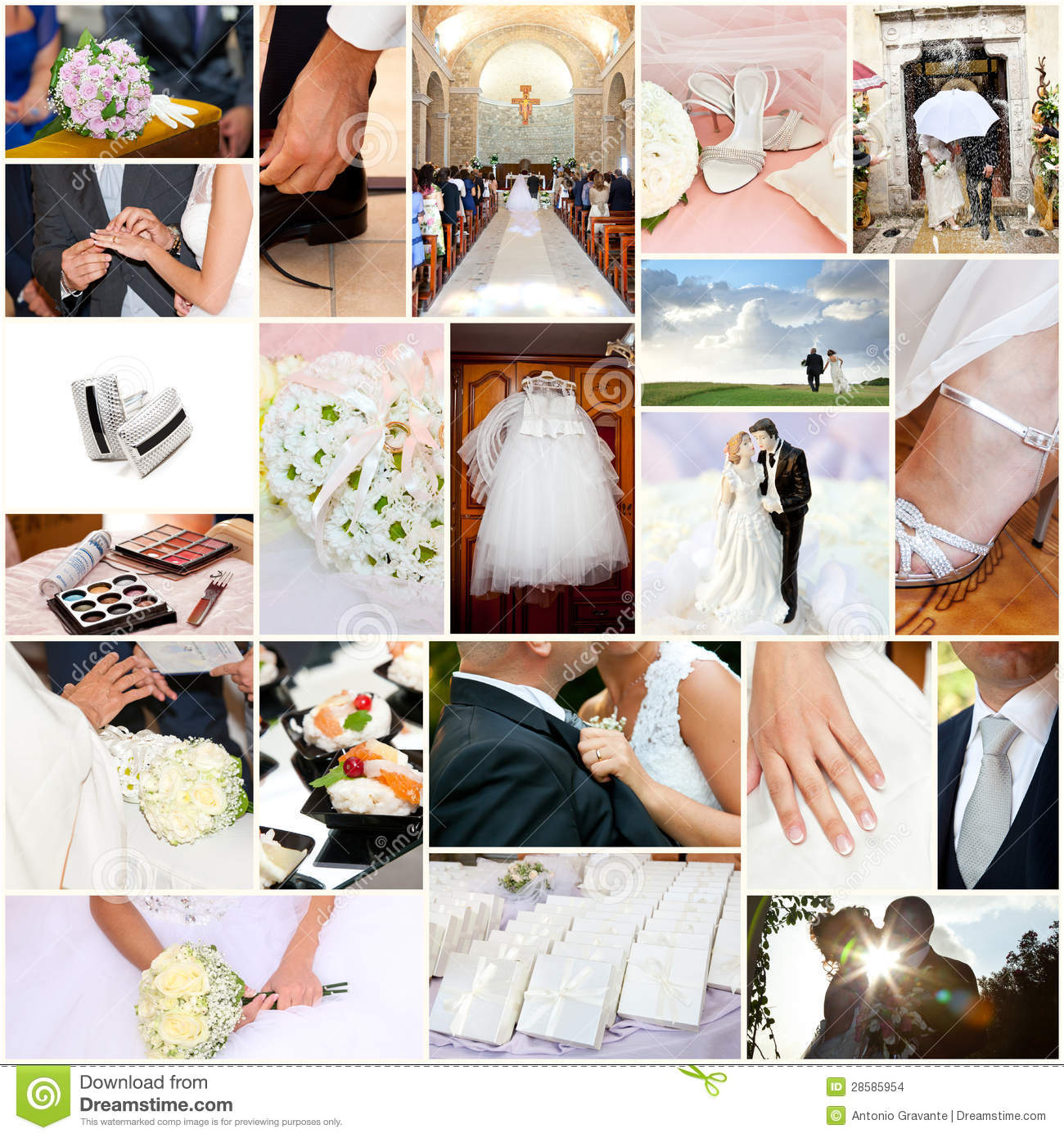Wedding Collage Stock Images - Image: 28585954 Empty Food Tray Clipart