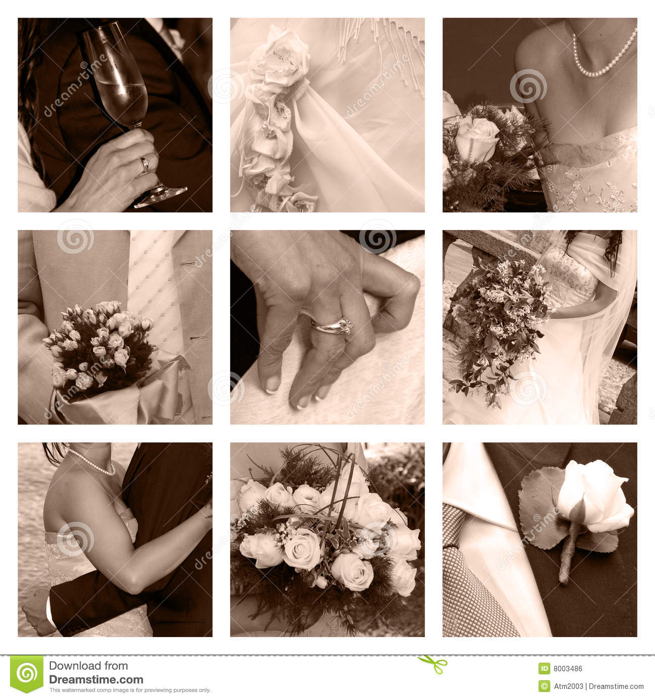 Wedding Collage Stock Photos, Images, & Pictures - 2,398 Images