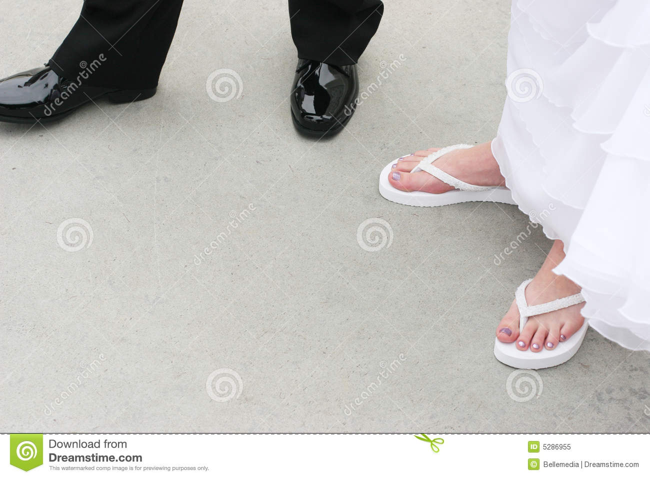 e83bbcc868493 Wedding couple feet stock image. Image of couple