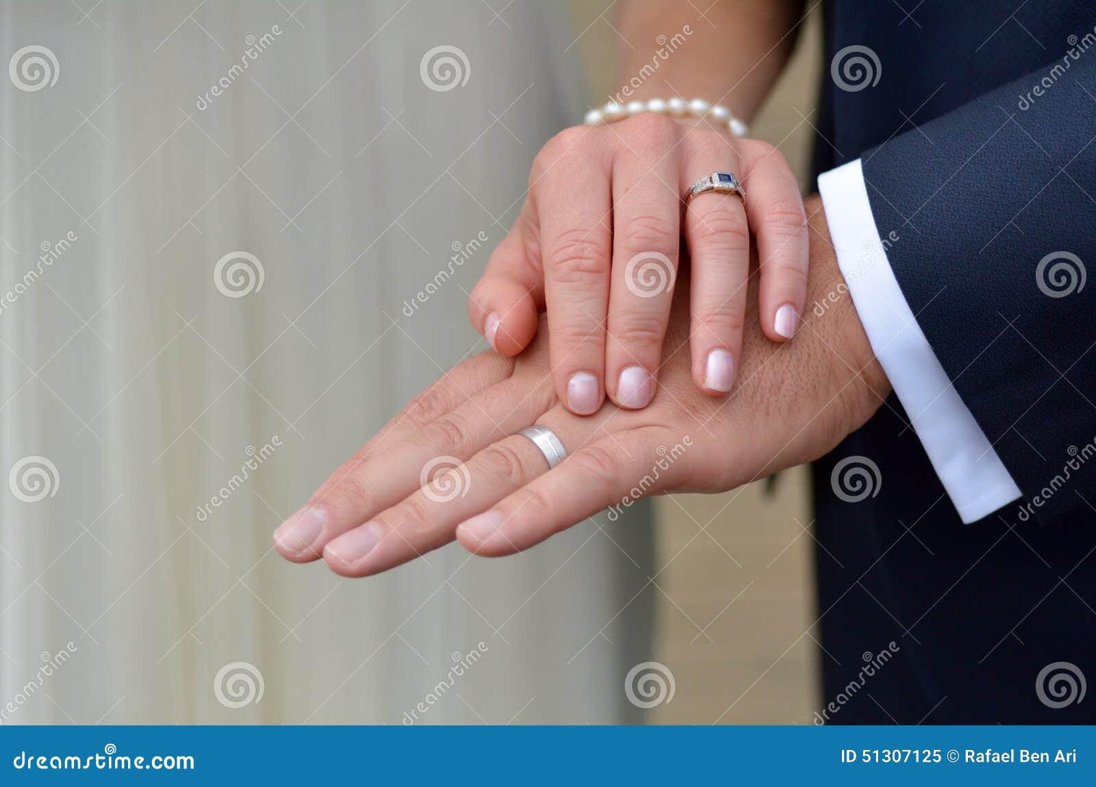 Wedding Day - stock image. Image of husband, closeup - 51307125