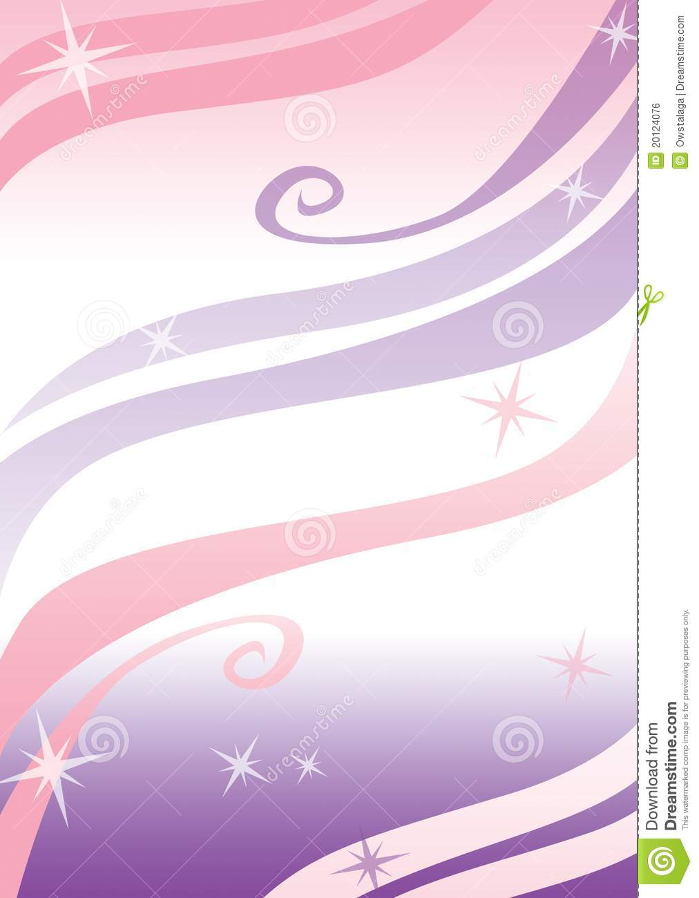 Sparkly Flyer template stock illustration. Illustration of glittery ...