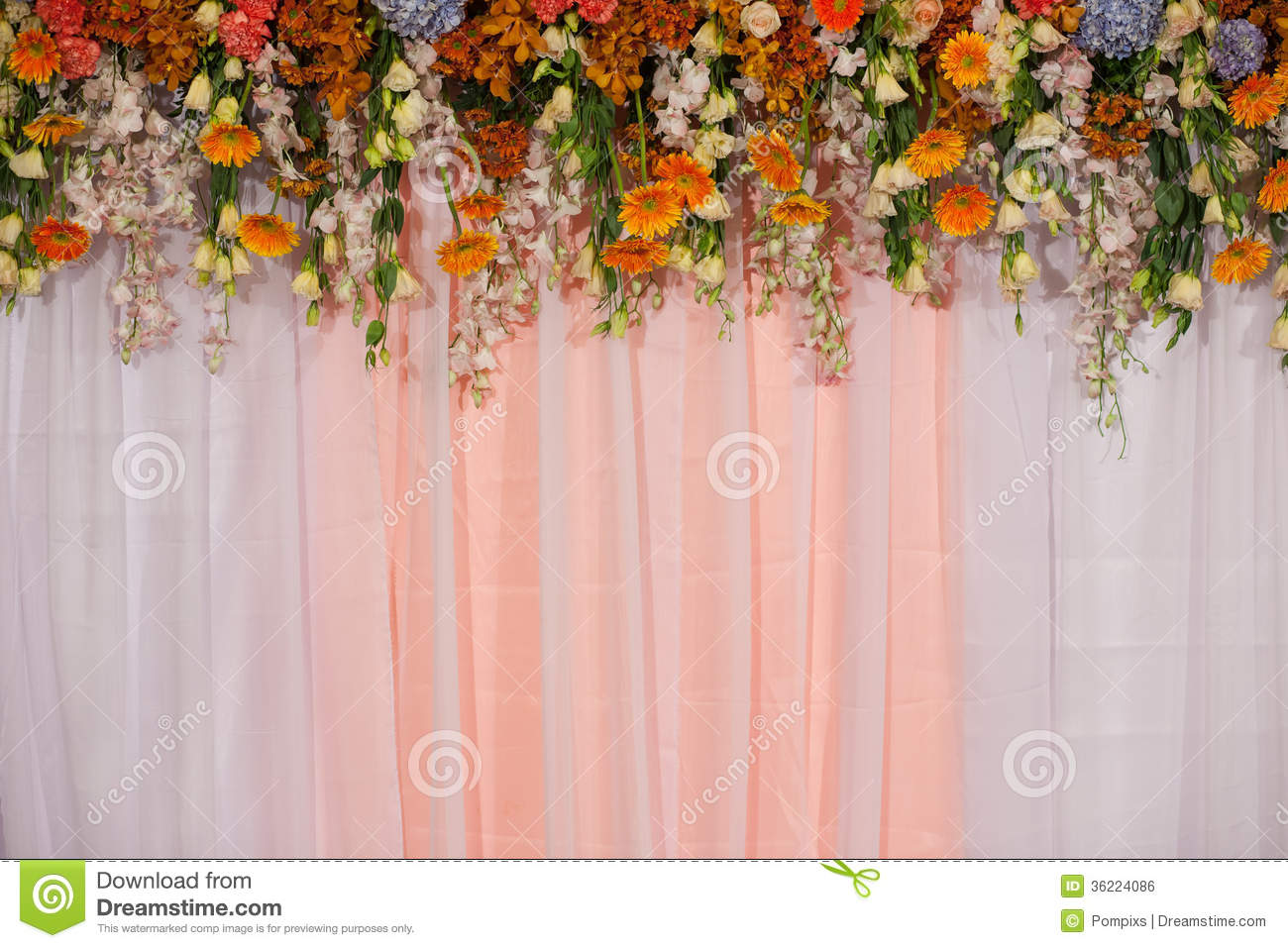 Wedding decoration stock photo image of inside decor 36224086 wedding decoration junglespirit Choice Image