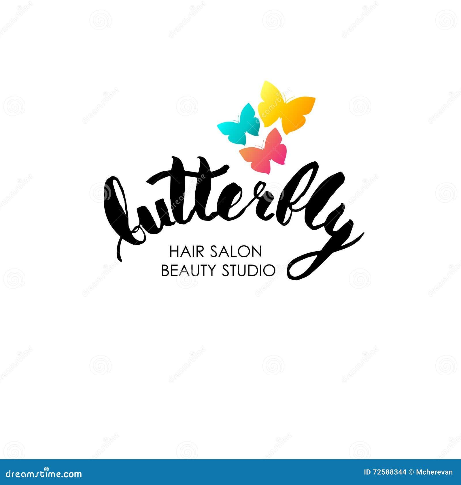 Wedding Decoration Logo Design Elegant Vintage Style Logo