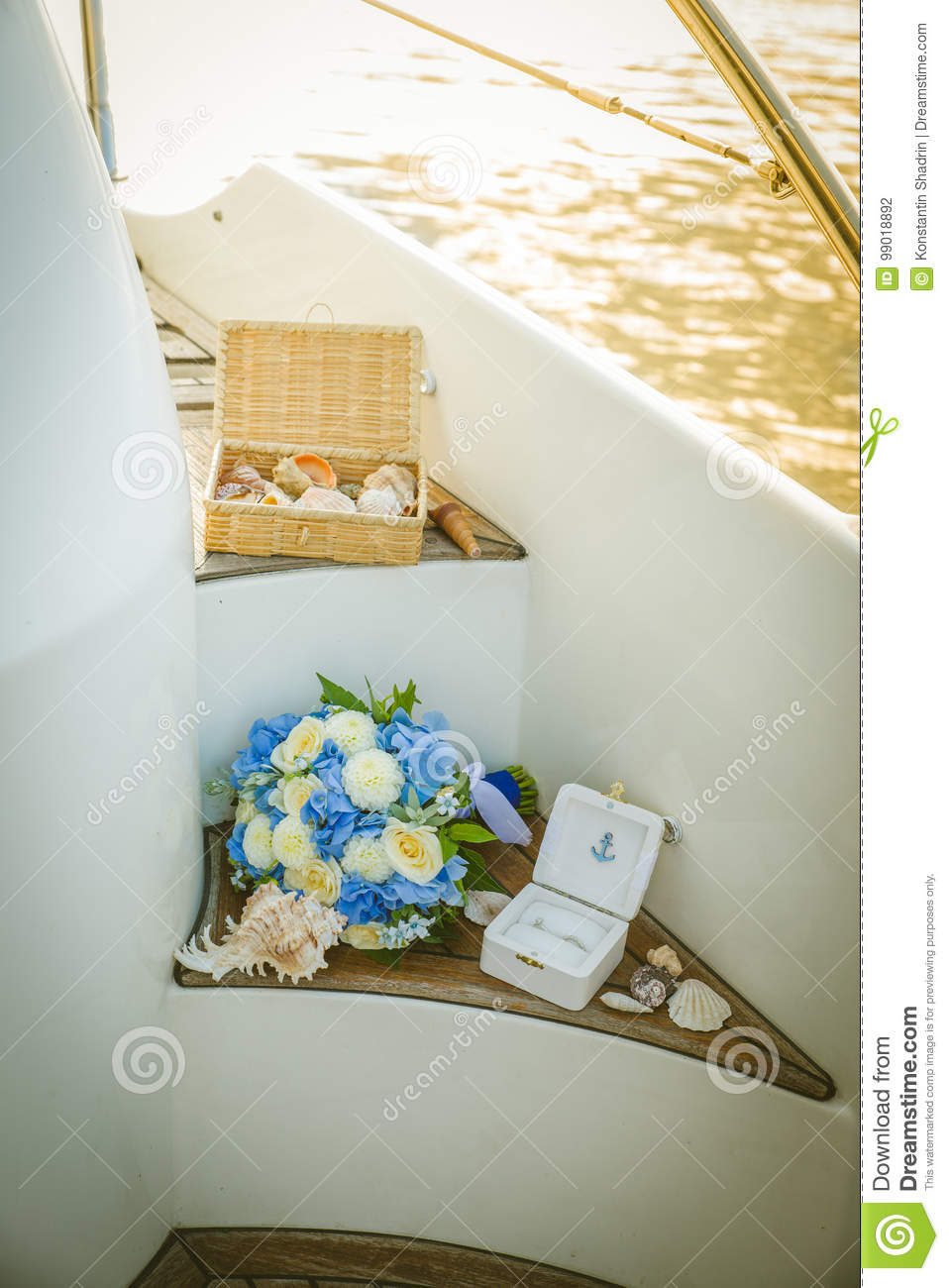 Wedding Decorations Stock Photo Image Of Design Clearance