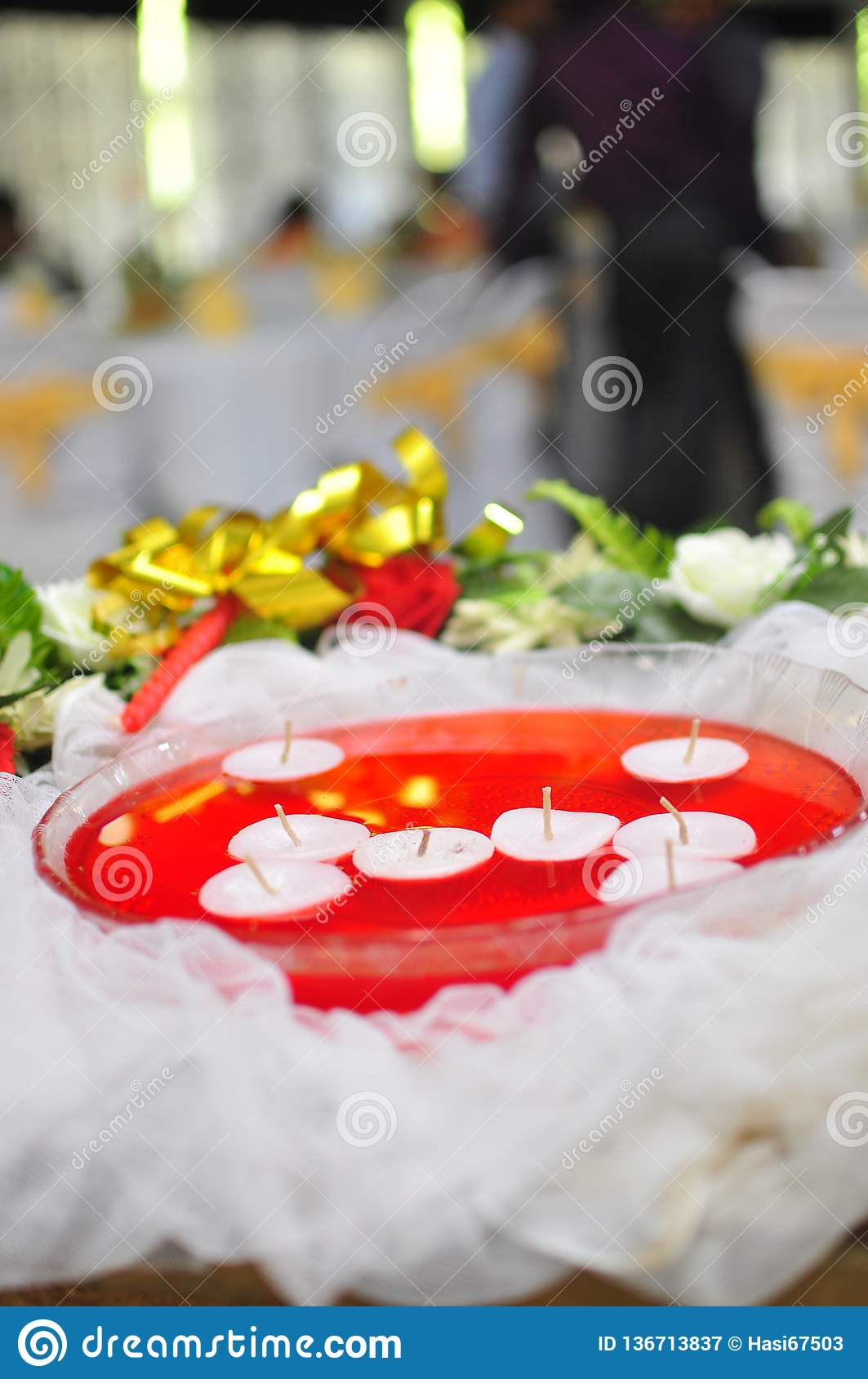 Wedding Decorations Stock Image Image Of Lankan Traditional