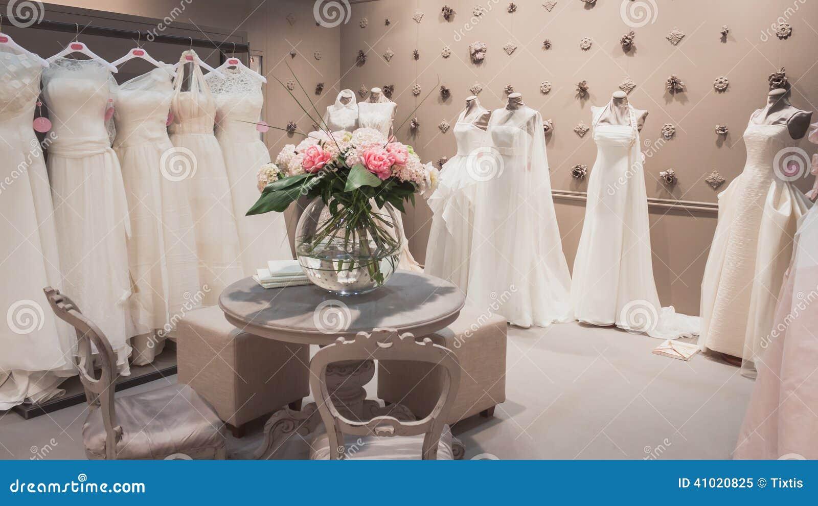 Wedding Dresses On Display At Si Sposaitalia In Milan