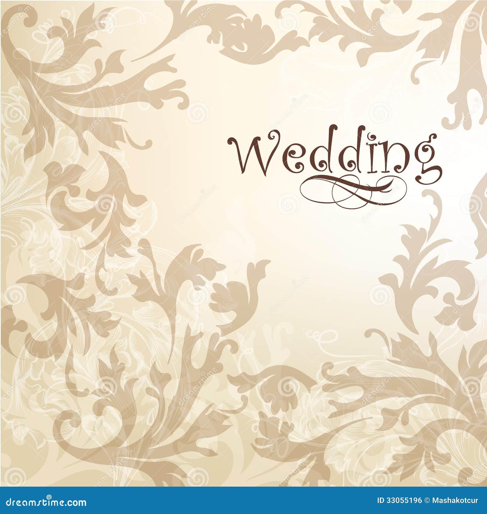 Wedding Elegant Background For Design Royalty Free Stock Image ...