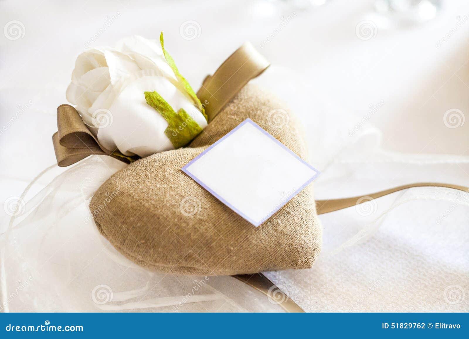 Wedding favors stock photo. Image of natural, celebration - 51829762