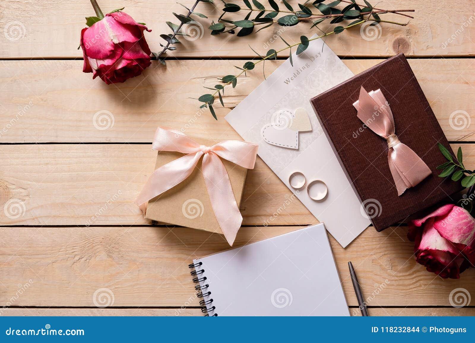 Red Rose Love Letter Wedding Invitations