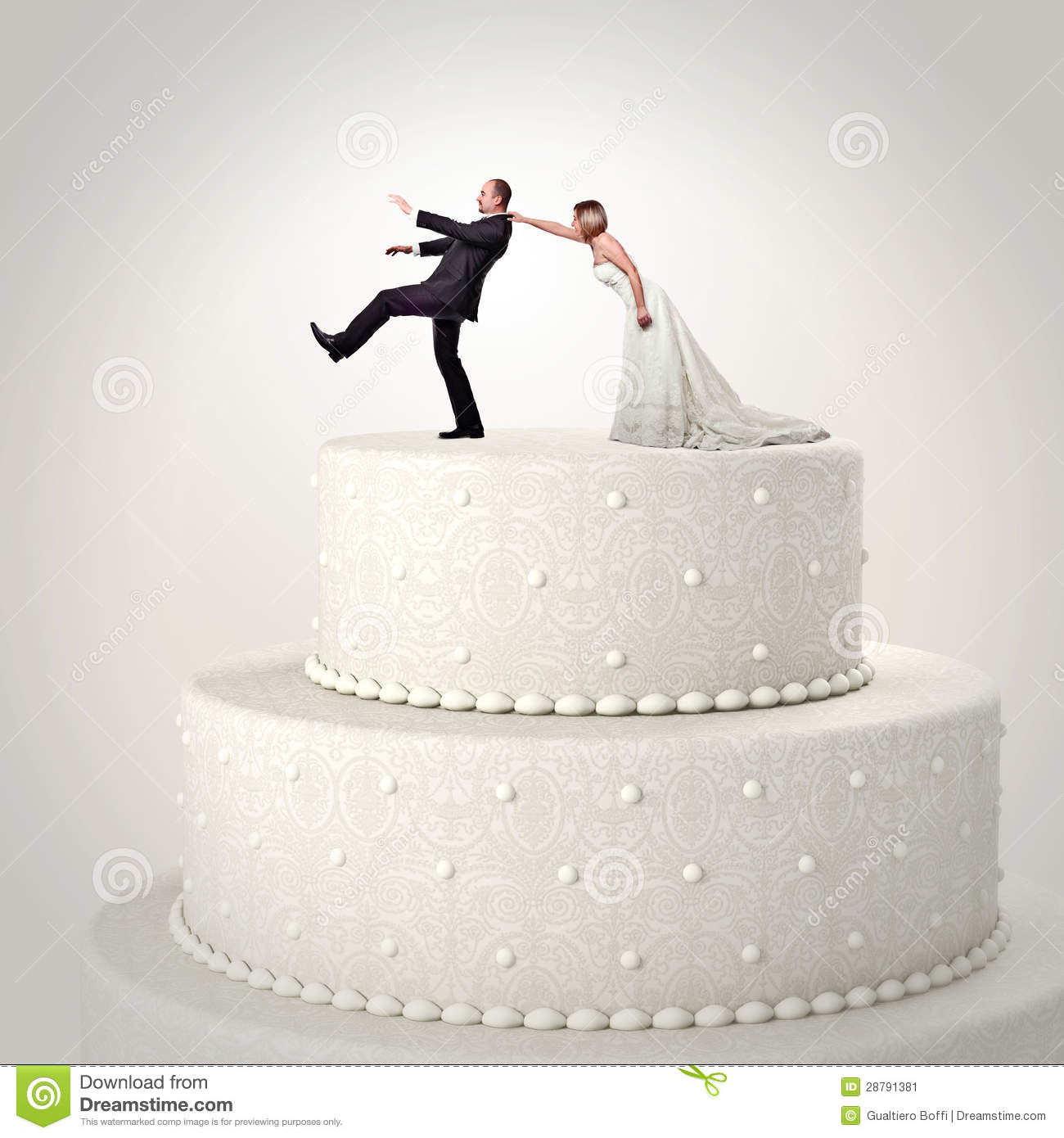 funny wedding cakes images wedding cake stock image image of together food 14580