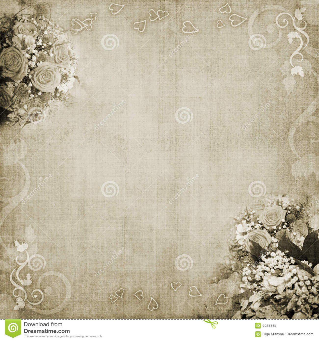 Wedding Holiday Or Anniversary Background Royalty Free Stock Photo