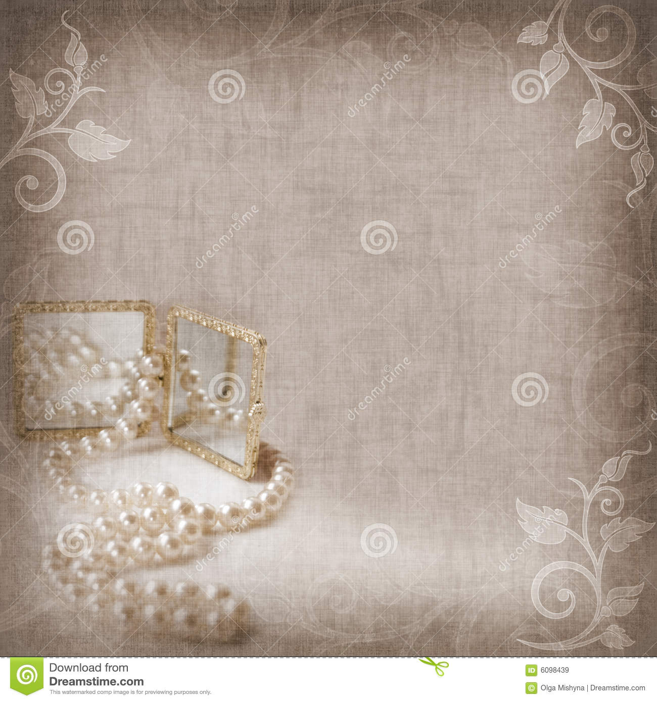 Wedding holiday or anniversary background royalty free