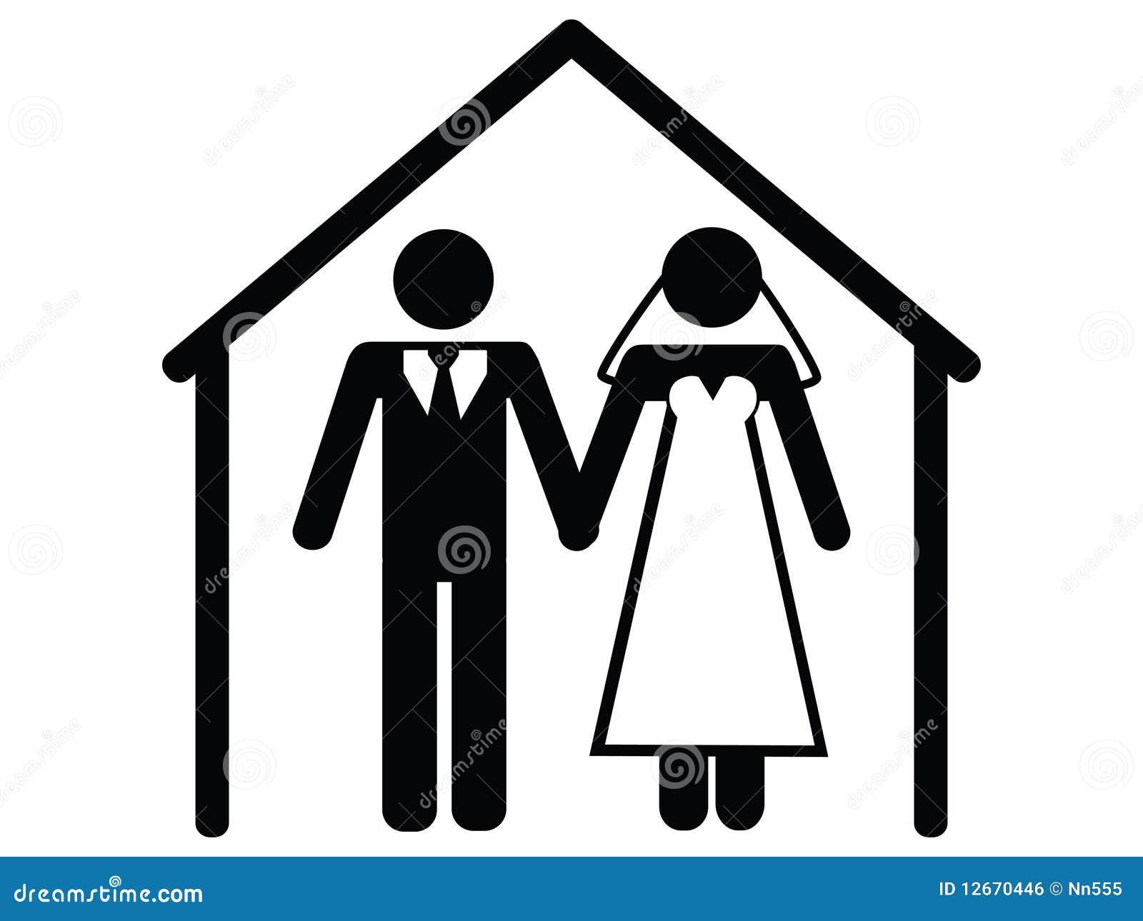 Wedding Icon Royalty Free Stock Image Image 12670446