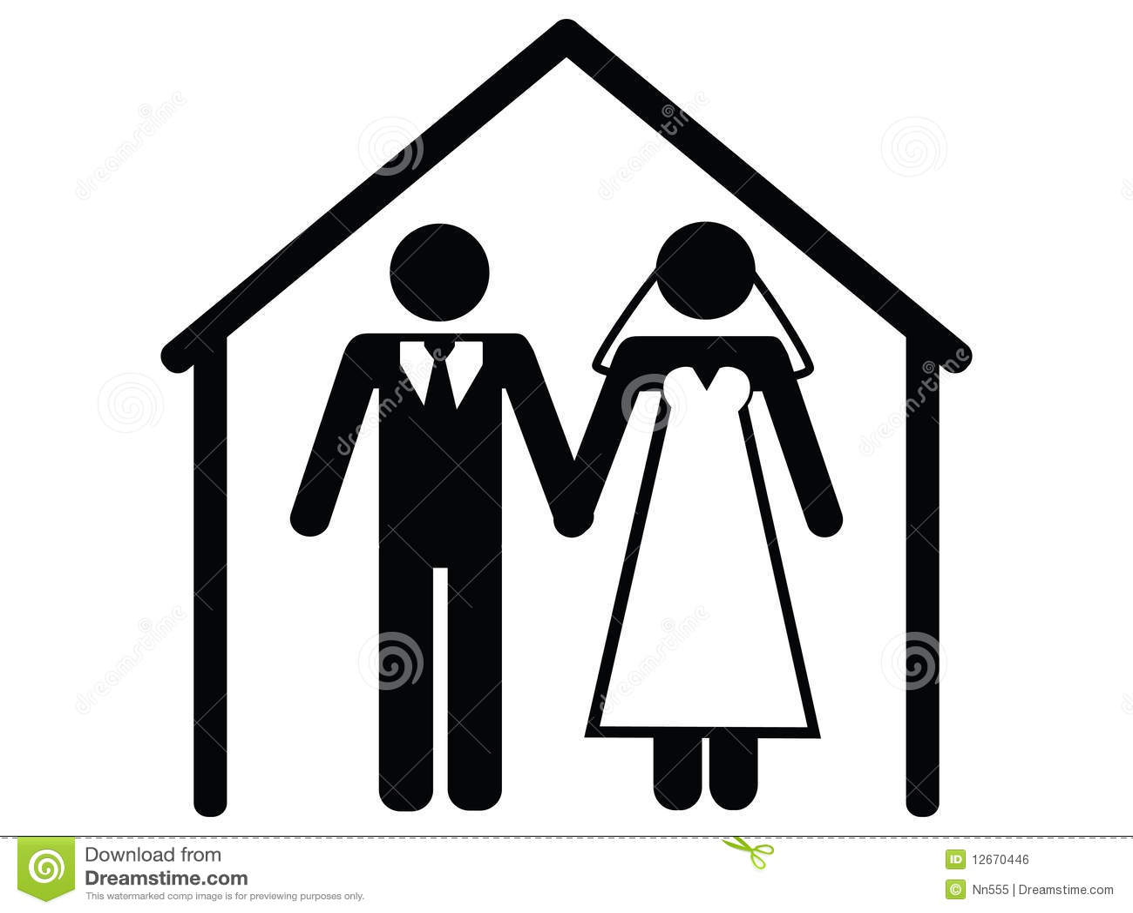 wedding icon 12670446