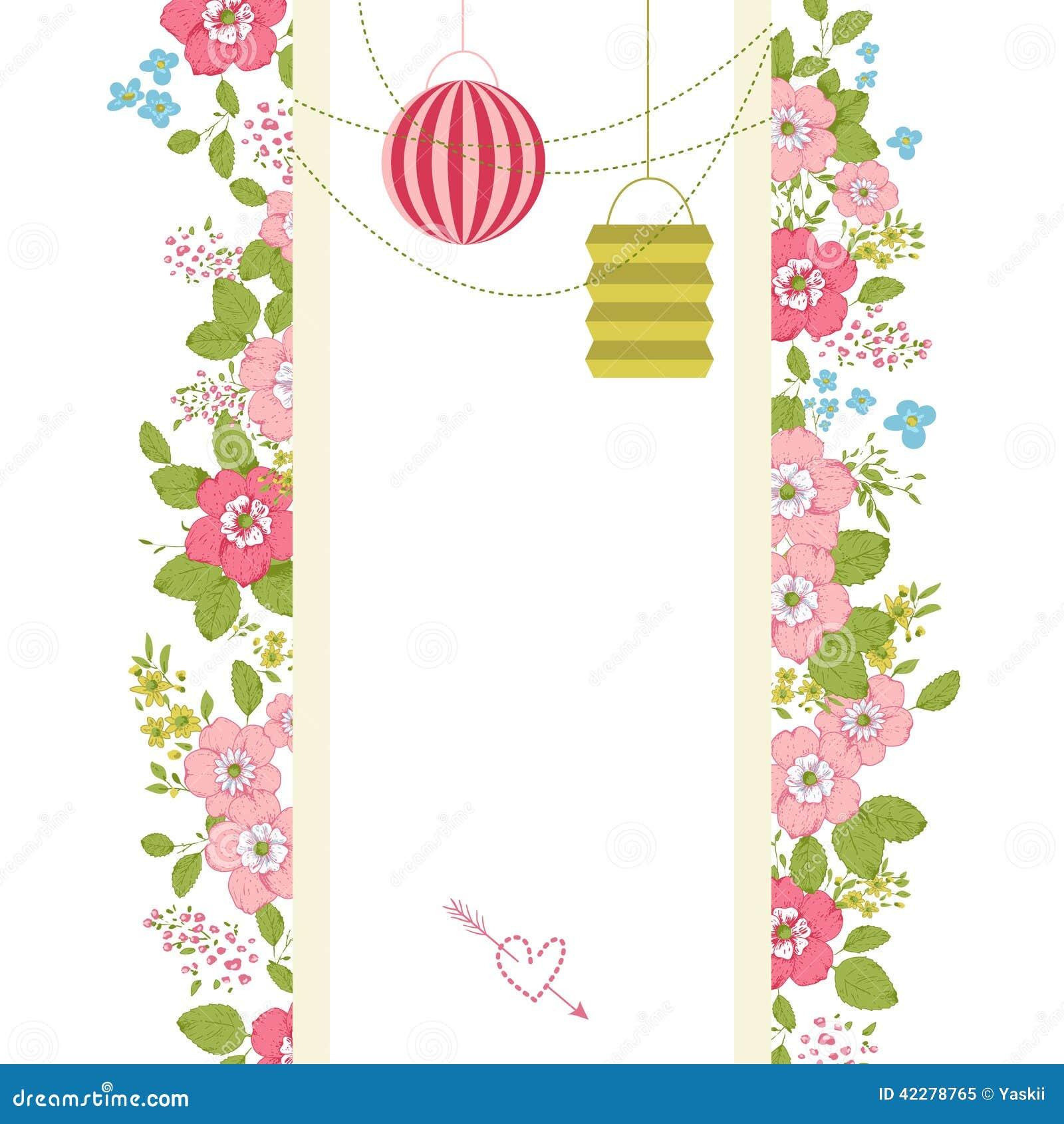 Wedding invitation stock vector. Illustration of elegant - 42278765