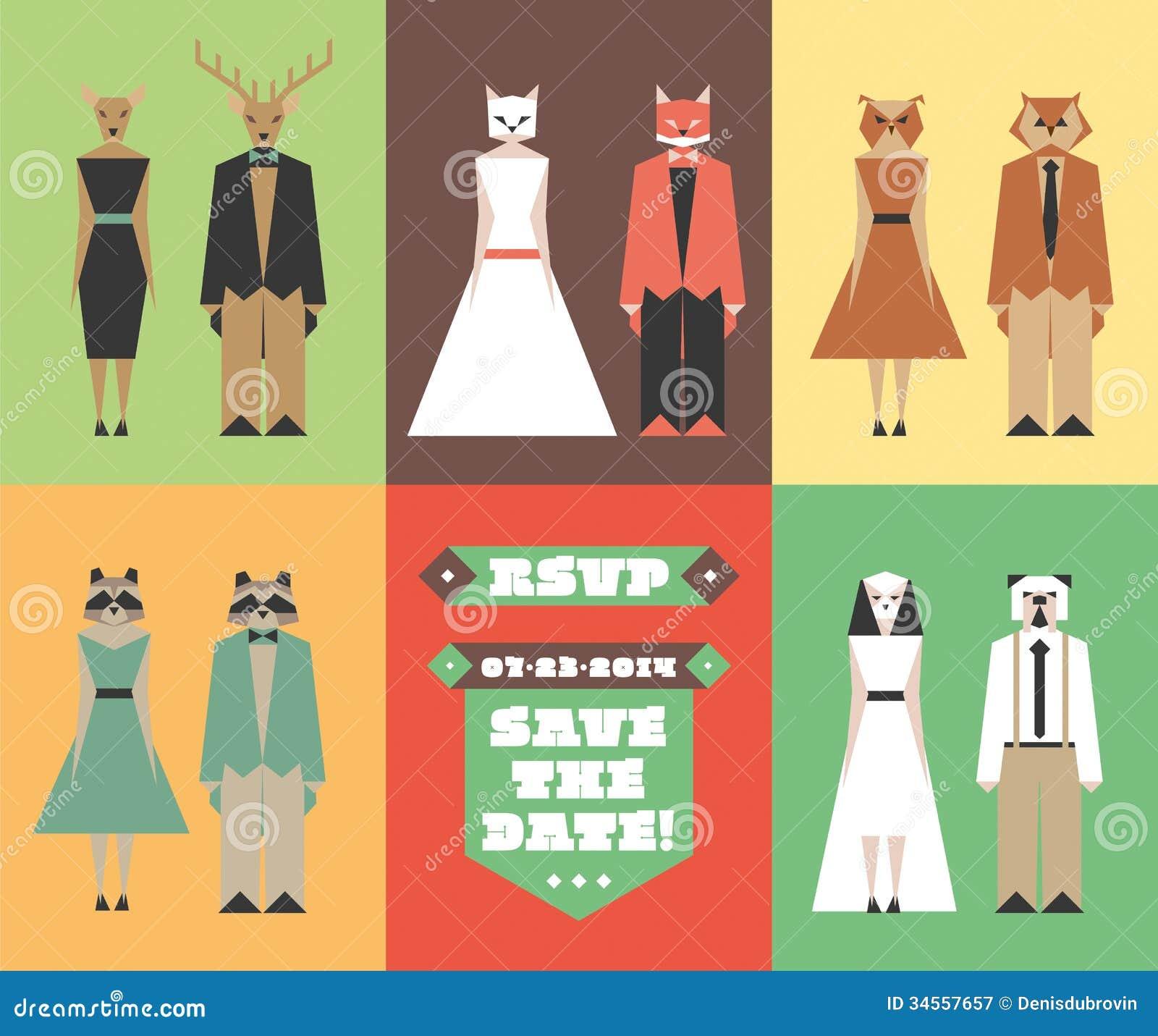 Dog Wedding Invitations is nice invitations ideas