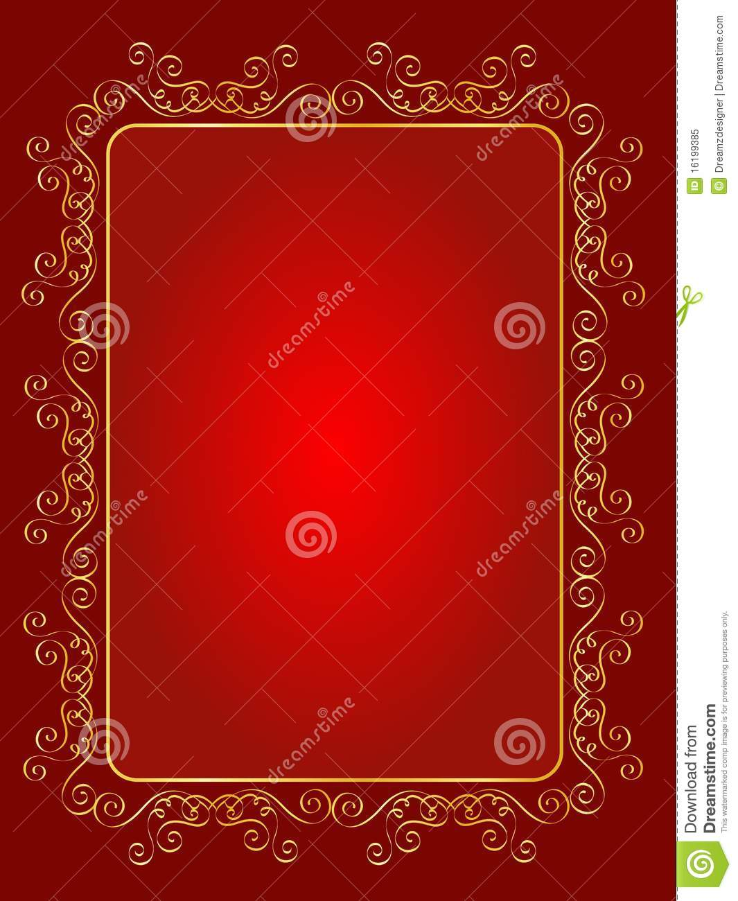 Wedding Invitation Background Stock Vector - Illustration of colour ...
