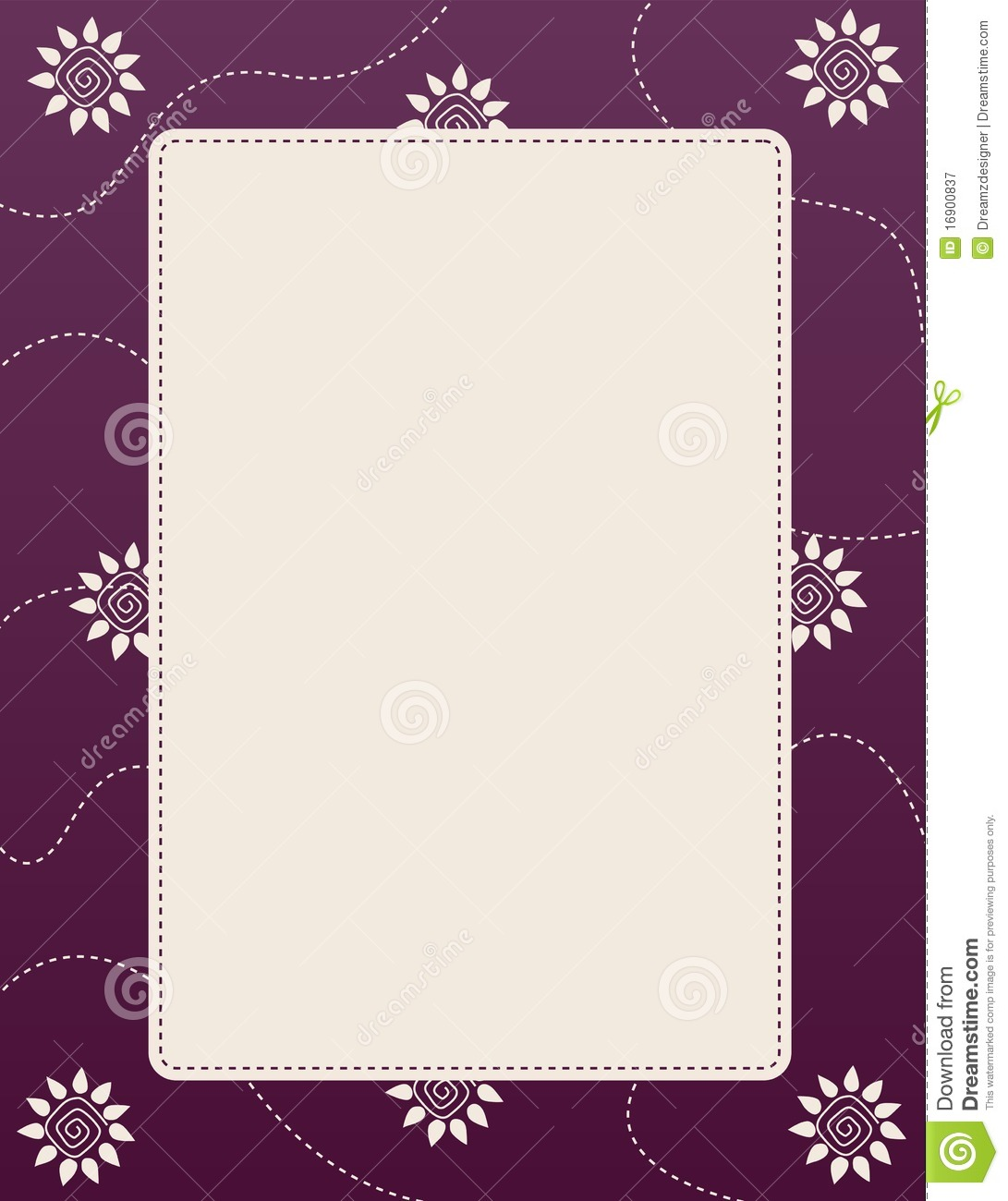 Wedding invitation background stock vector illustration of dotted wedding invitation background stopboris Gallery