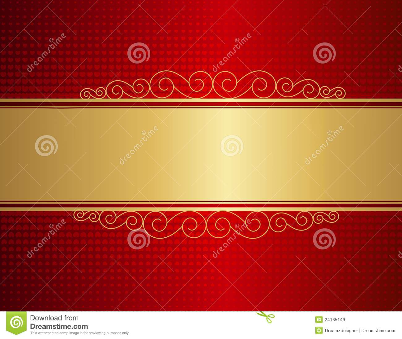 Wedding Invitation Background Stock Vector - Illustration of empty ...