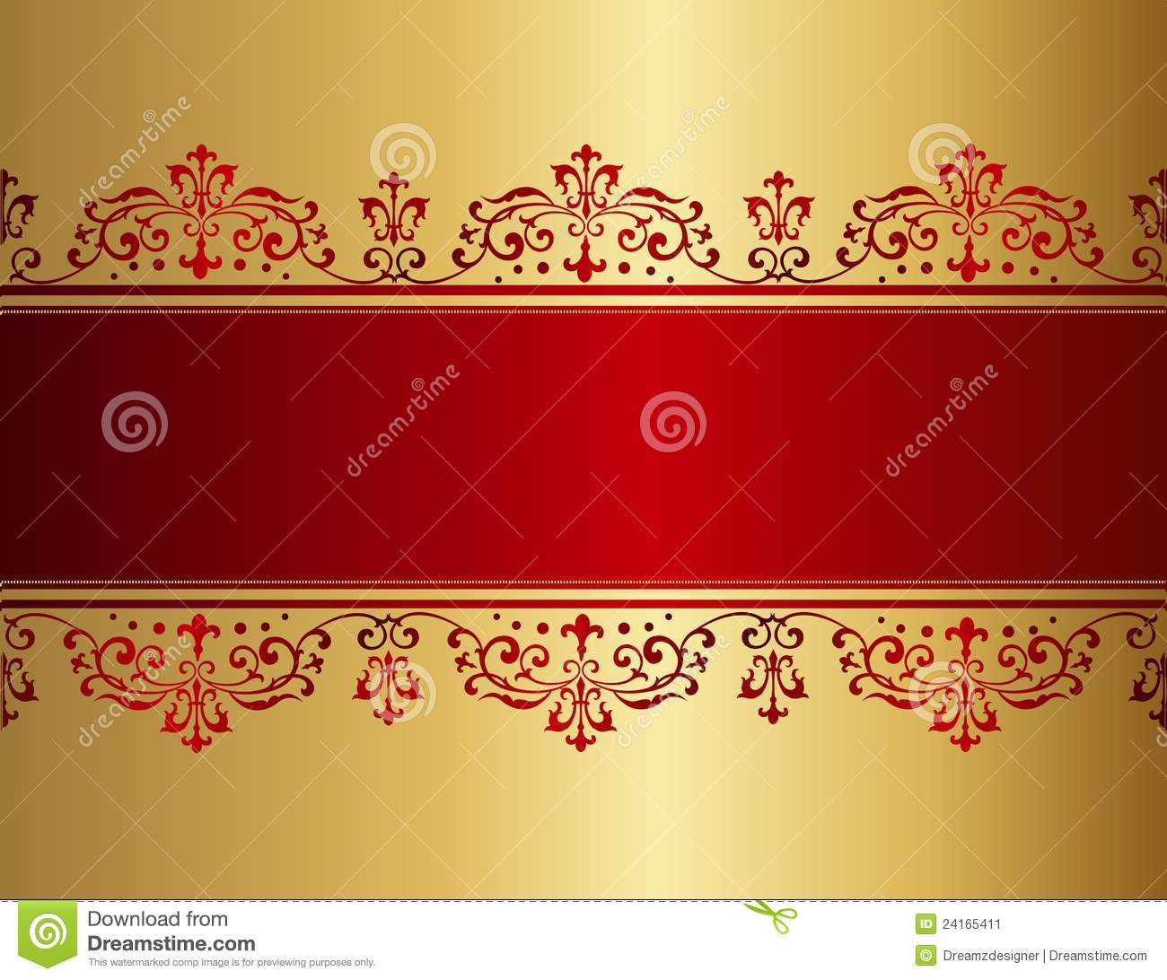 Wedding Invitation Background Stock Image - Image: 24165411
