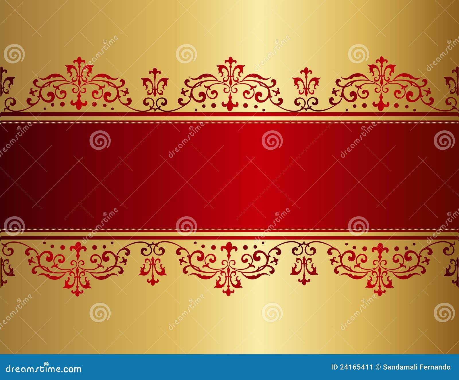 Wedding Invitation Background Stock Image - Image: 24165411