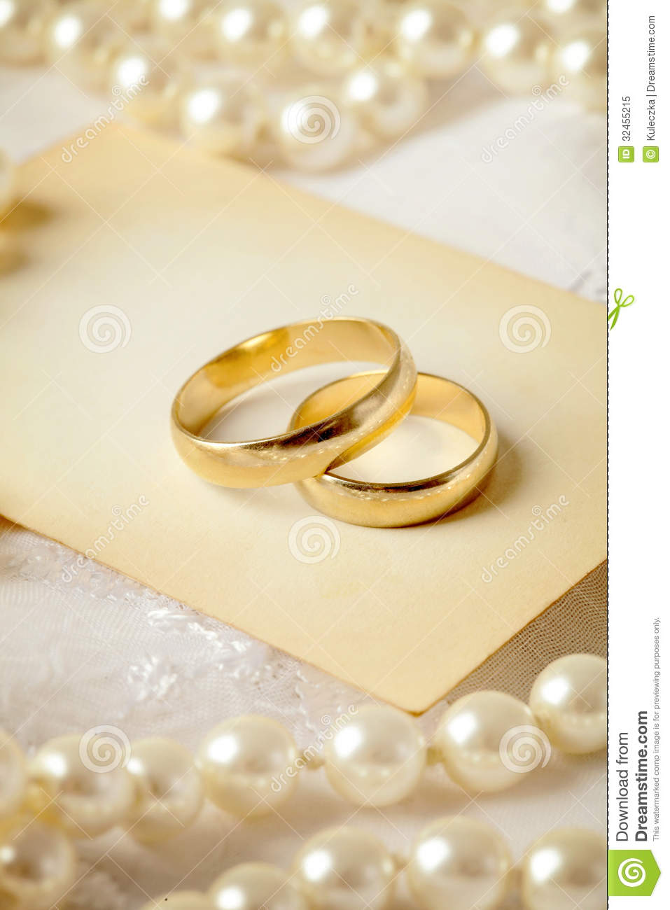 Wedding Invitation Stock Image Image Of Celebration