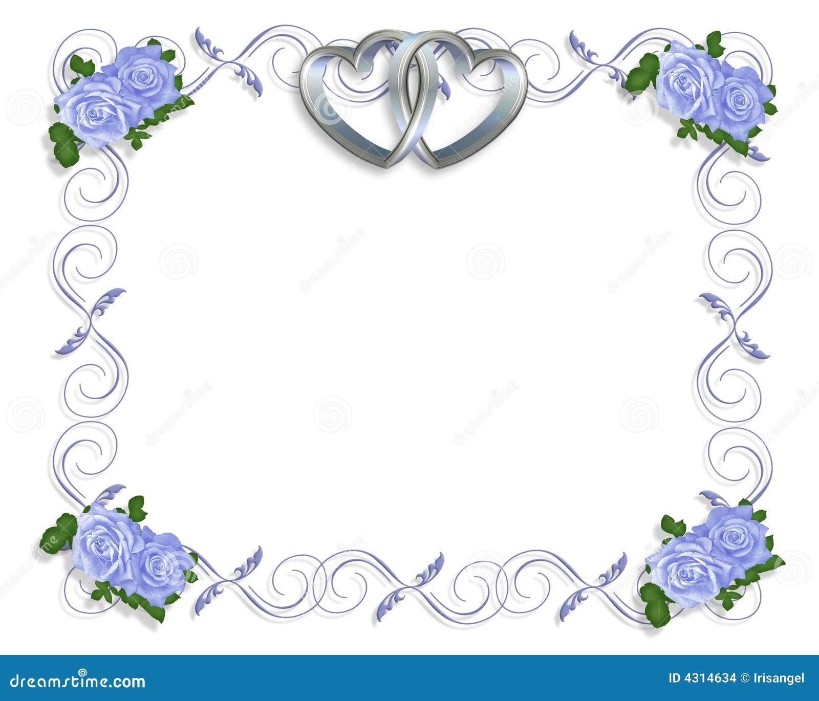 wedding page border