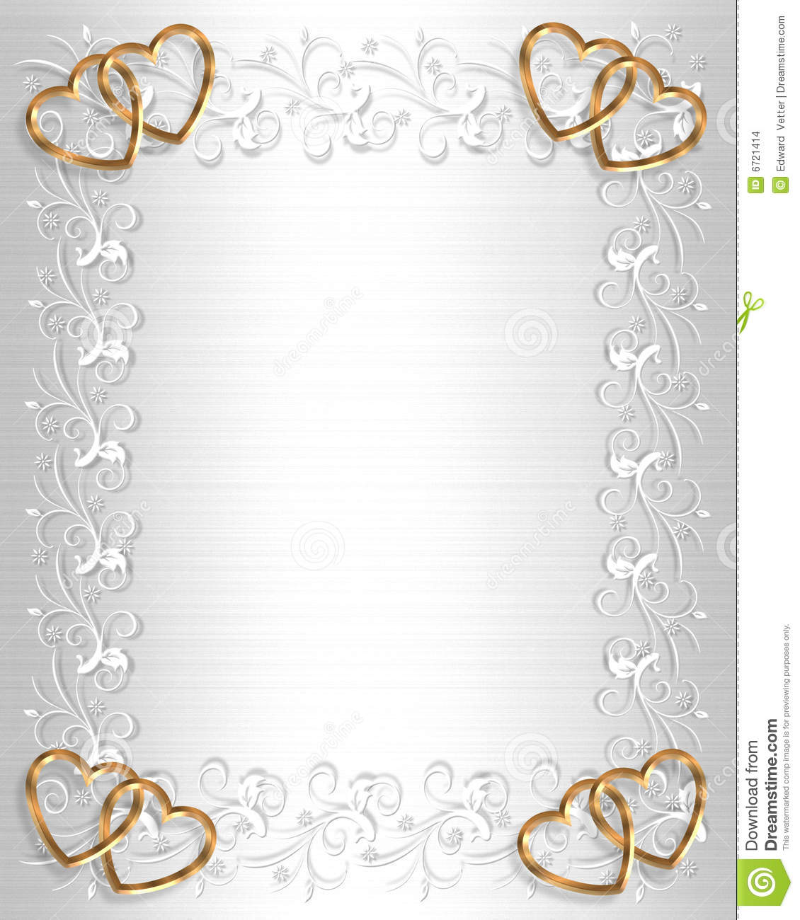 wedding borders designs