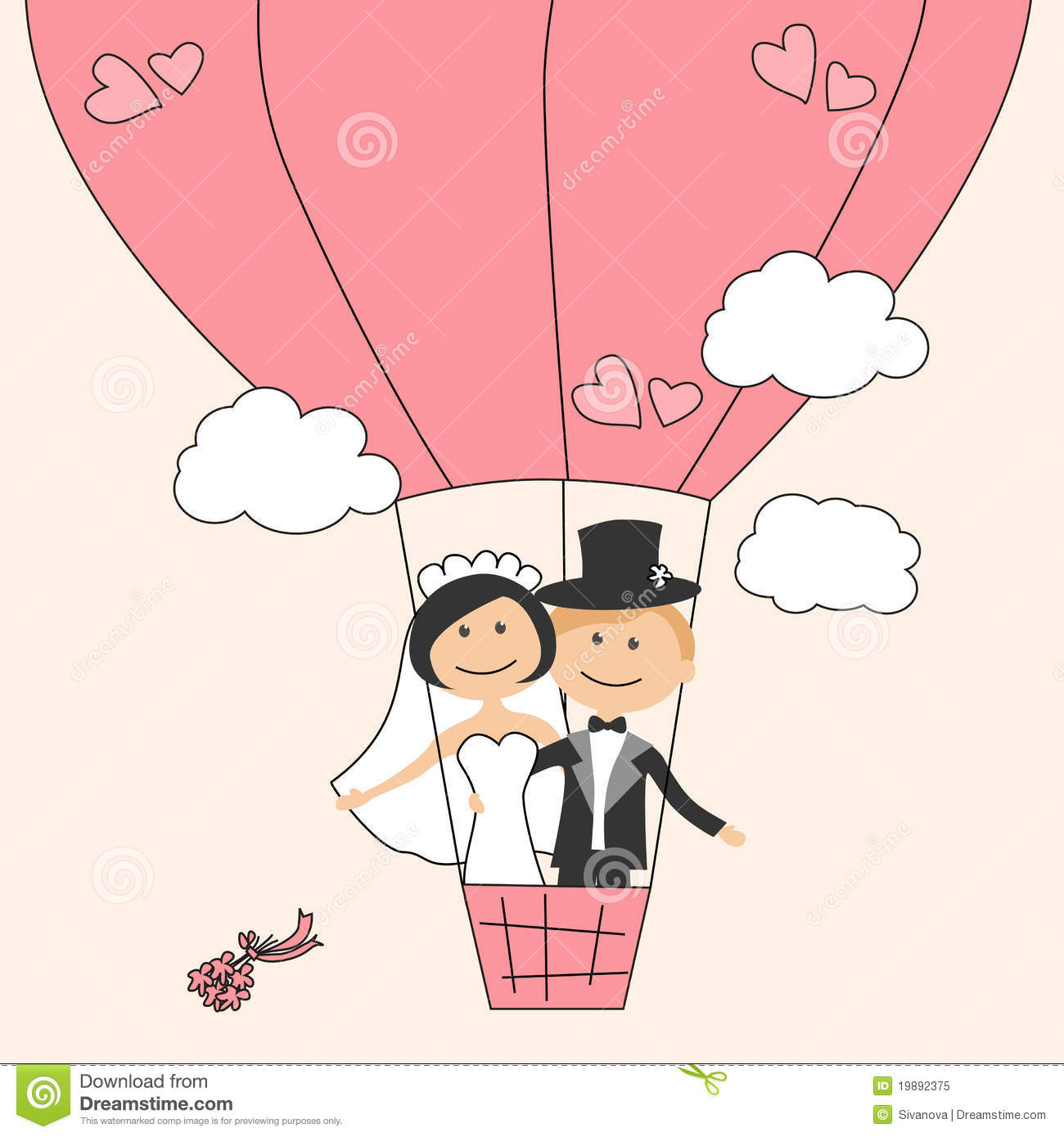 Bride And Groom Wedding Invitations is great invitations template