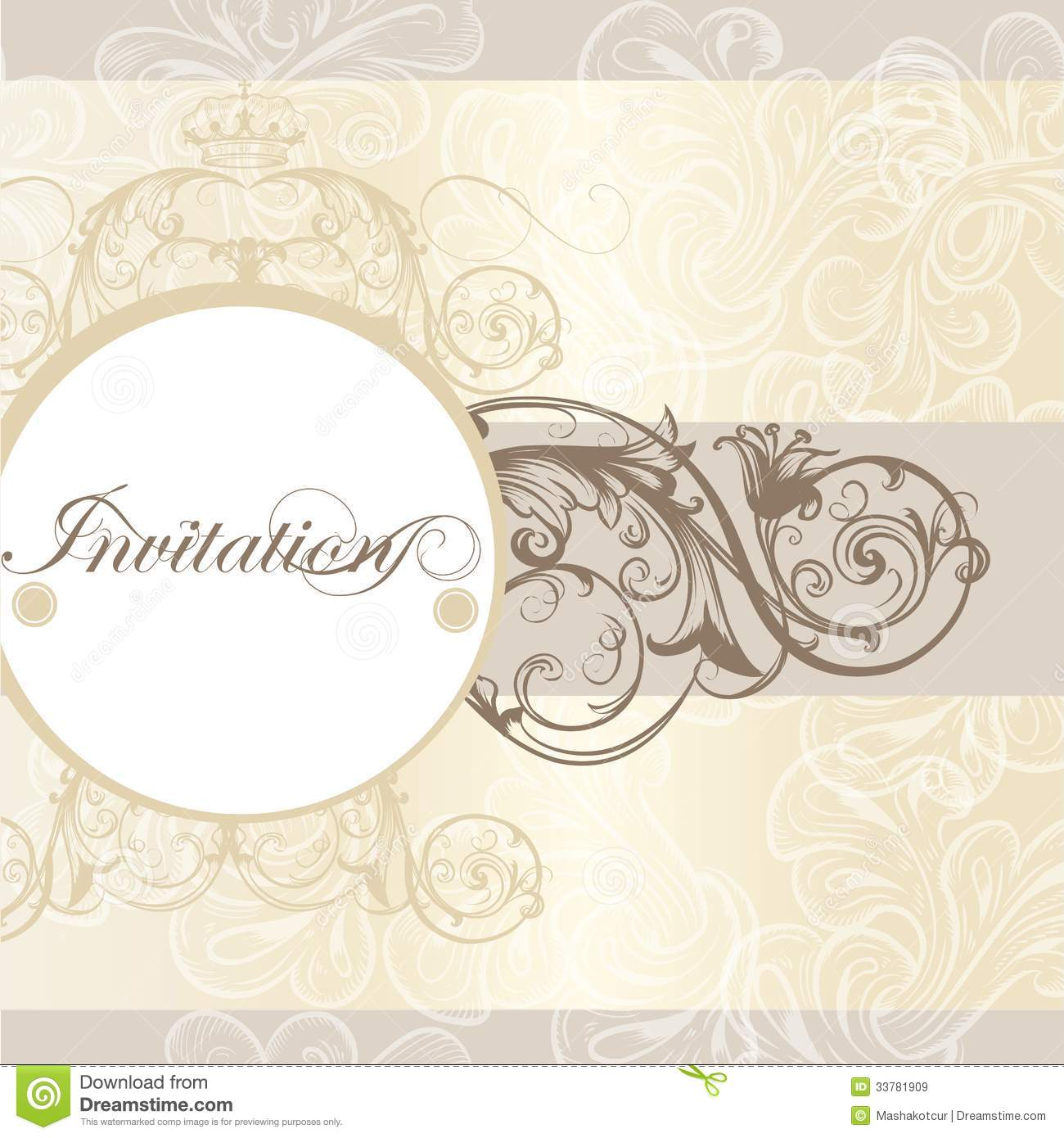 Wedding Invitation Card For Design Royalty Free Images – Invitation Card Design Online Free