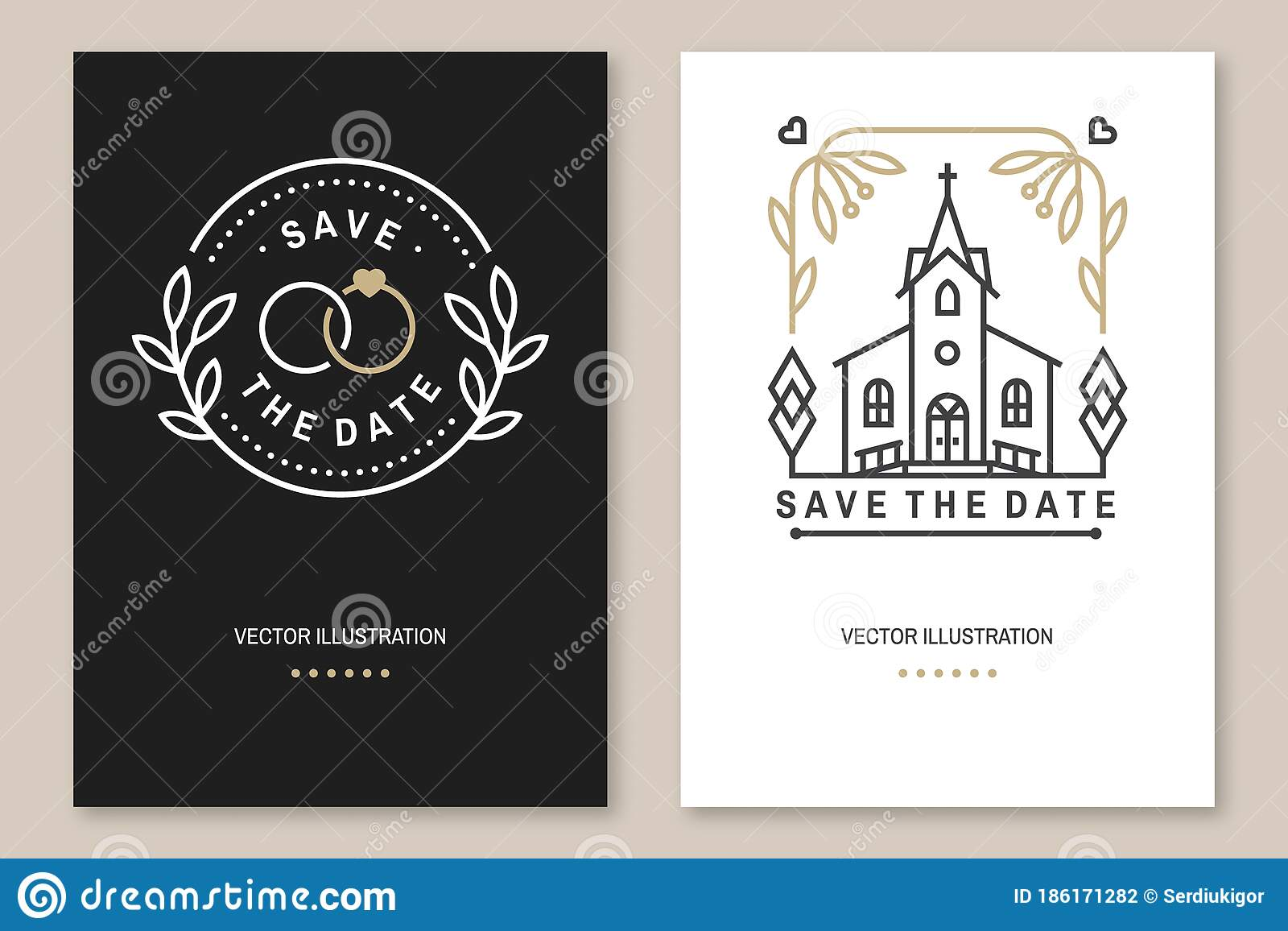 Church Invite Cards Template from thumbs.dreamstime.com