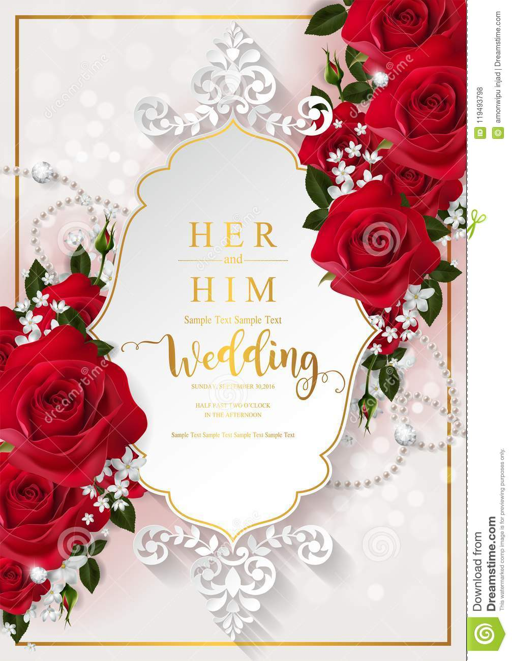 Famous Wedding Invite Examples Composition - Invitations and ...