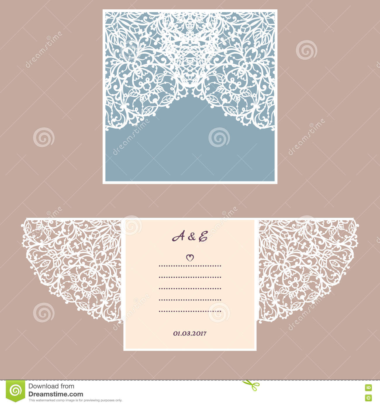 thank you wedding greeting card template postermywall