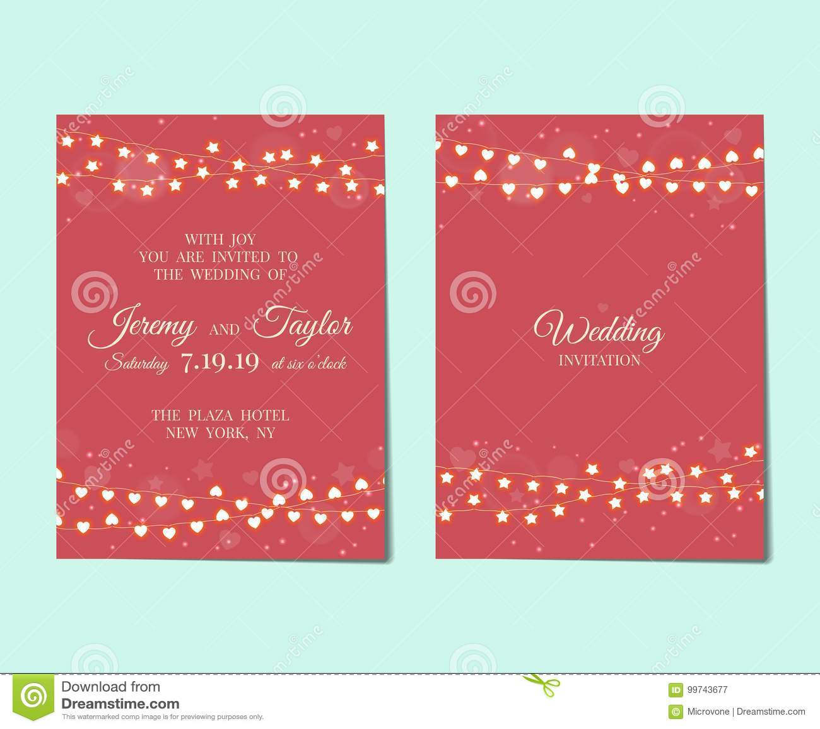 Enchanting After Wedding Party Invitations Adornment - Invitations ...