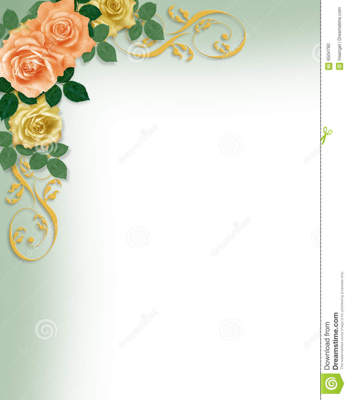 ... Valentine or wedding invitation background, border or frame with copy