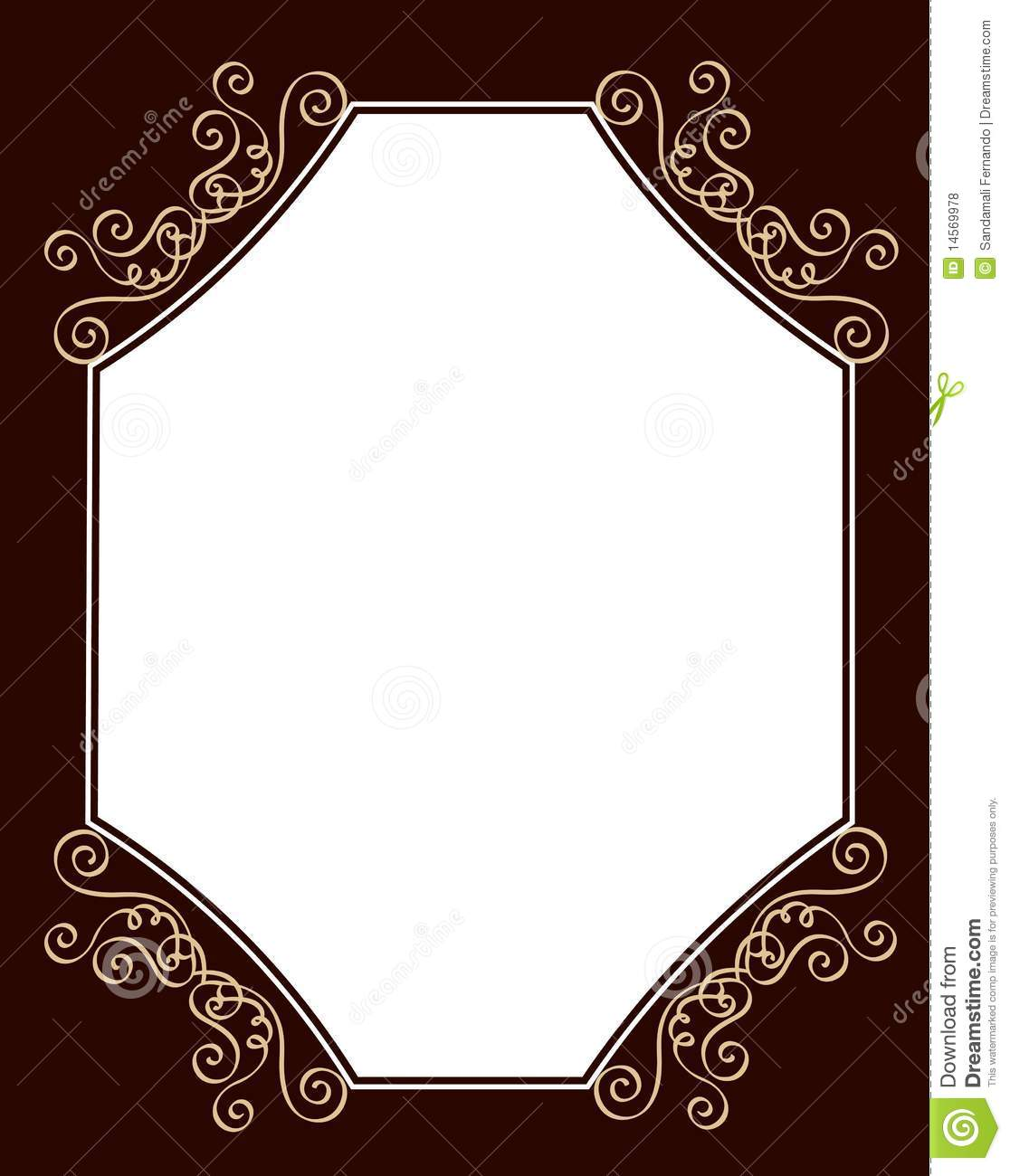 Wedding invitation template stock vector illustration of backdrop download wedding invitation template stock vector illustration of backdrop artistic 14569978 stopboris Gallery