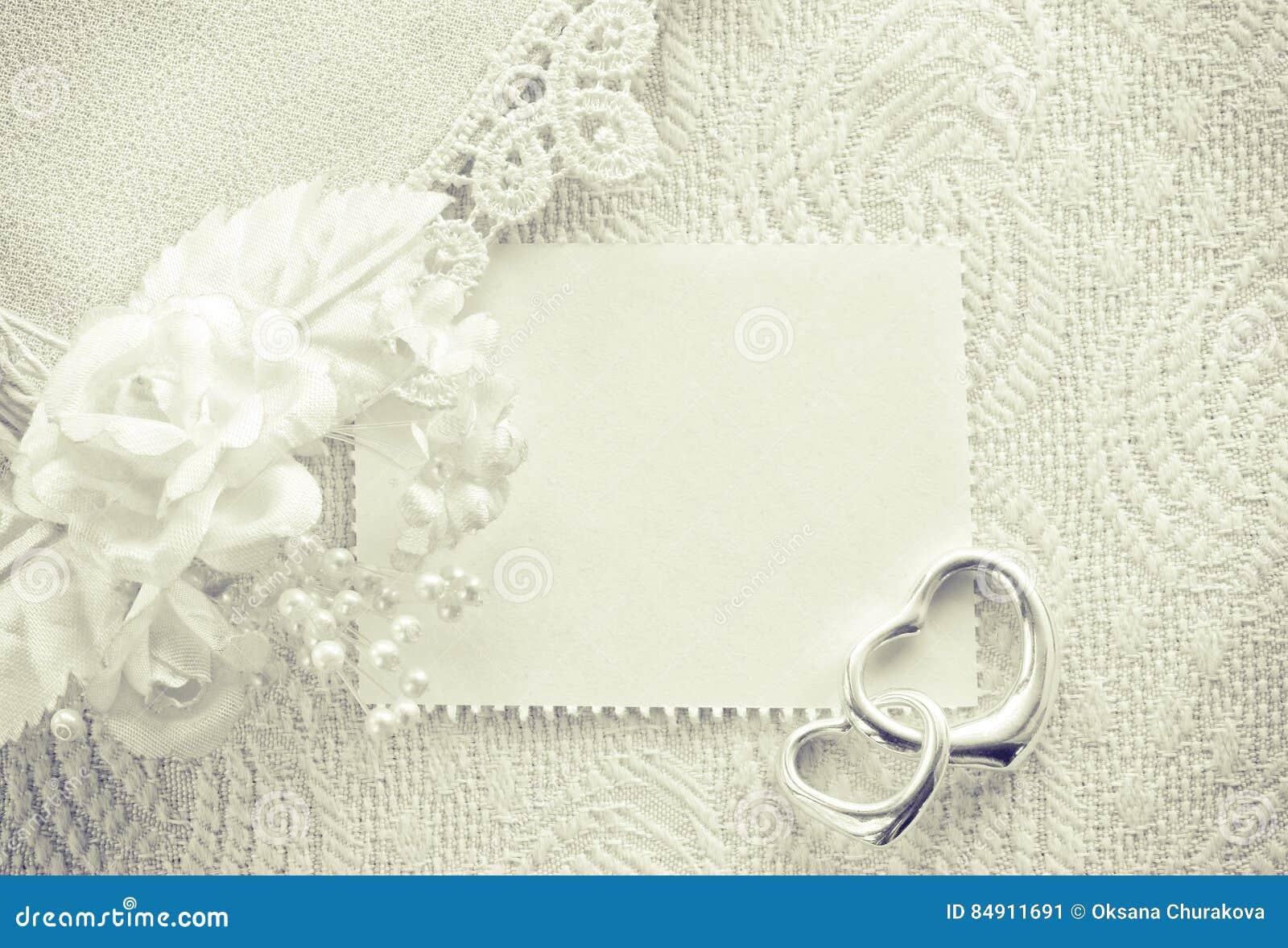Wedding invitation, valentine day concept, monochrome card