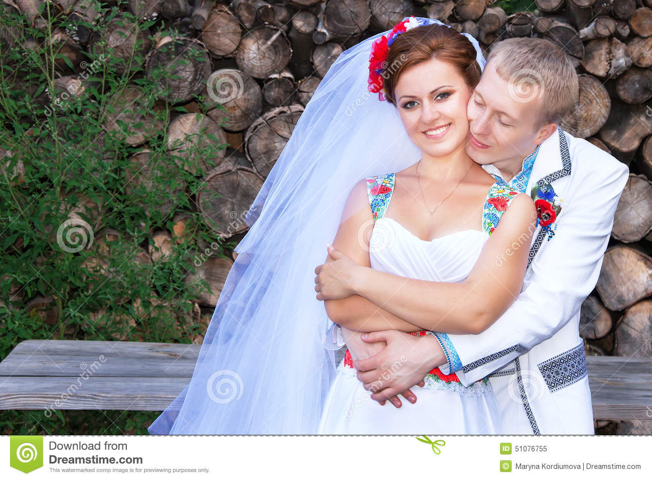 Ukrainian Wedding Bride And Groom 27