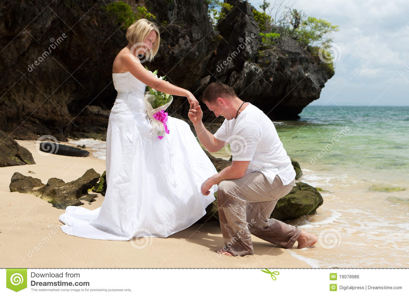 Wedding na praia
