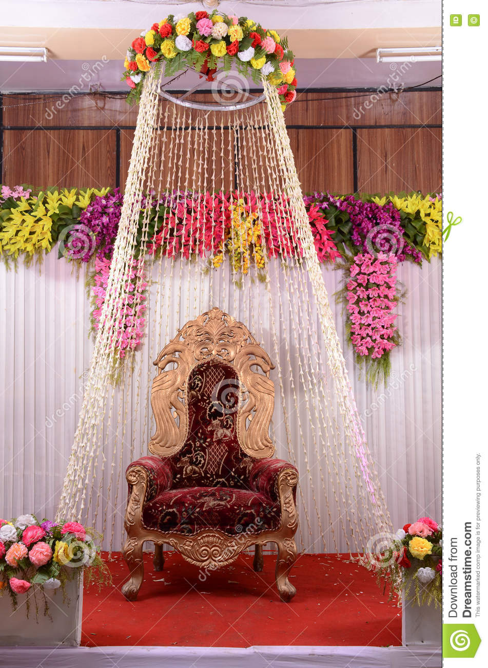 Wedding Night Stock Photo Image Of Grandeur Hinduism 74384430