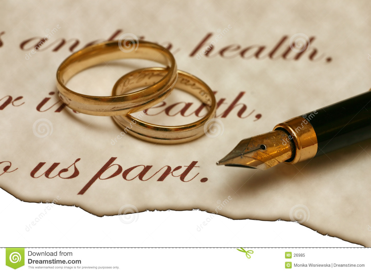 wedding old style royalty free stock photo - Old Wedding Rings