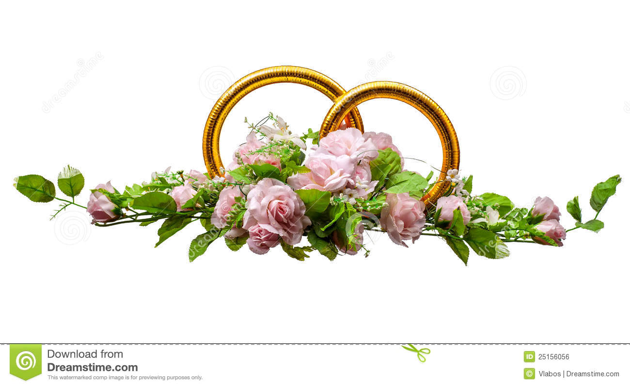 Wedding ornaments on the car stock photo image of for Wedding ornaments