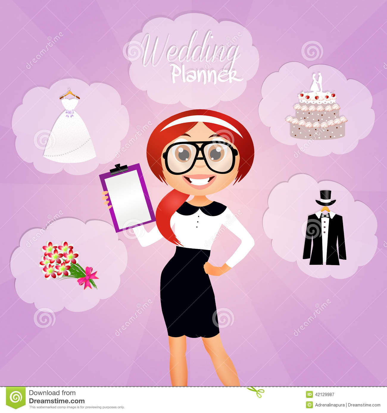 Wedding planner stock illustration illustration of wedding 42129987 download wedding planner stock illustration illustration of wedding 42129987 junglespirit