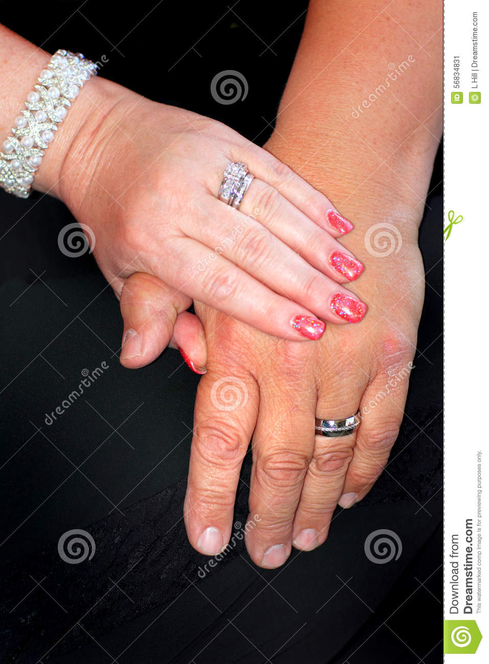 Wedding Promise stock image. Image of celebrating, married - 56834831