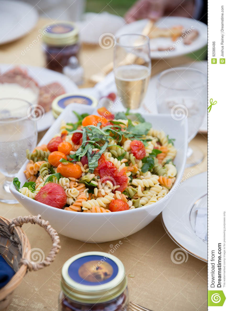 Wedding Reception Buffet Food Stock Photo Image Of Catering Cater
