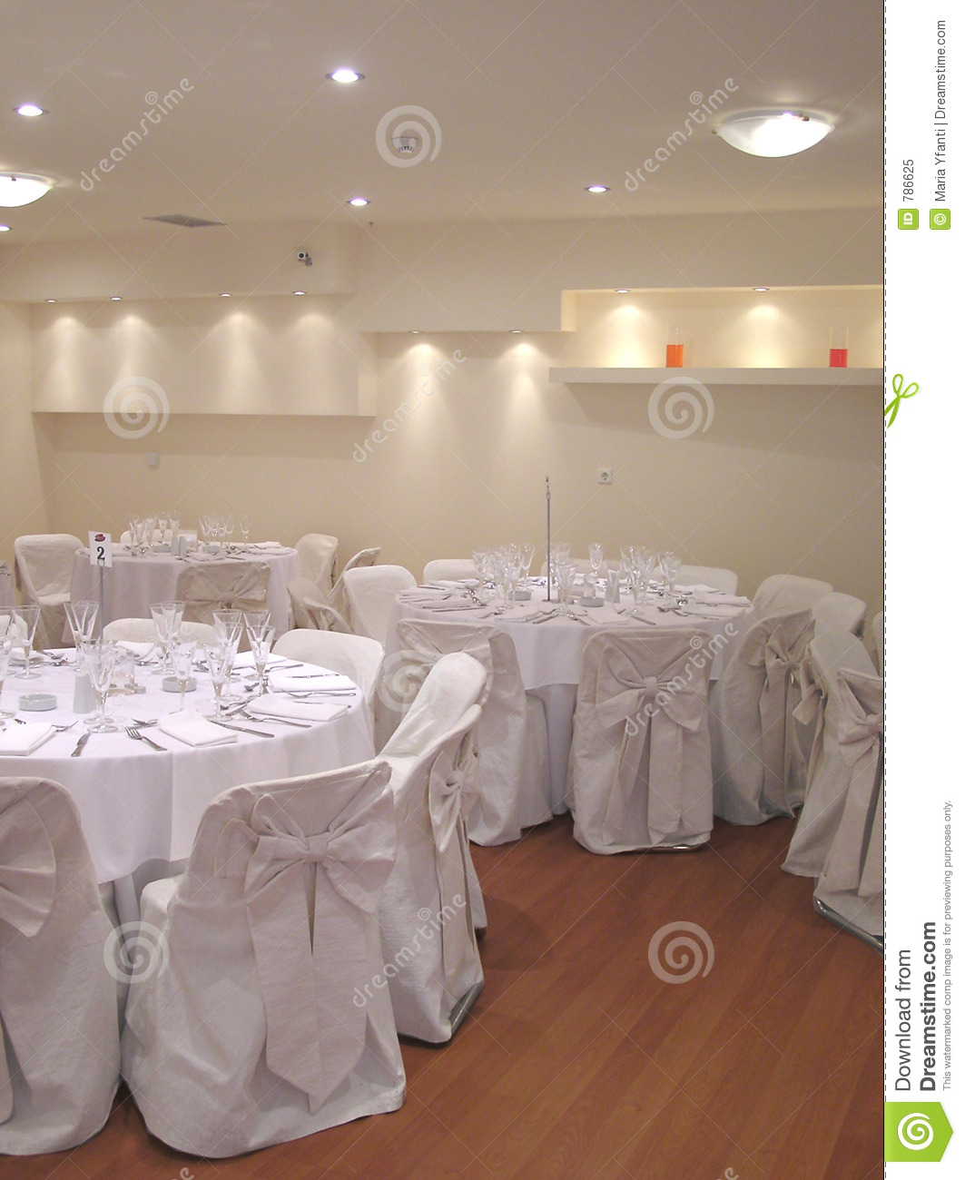 Indoor Wedding Reception Ideas: Wedding Reception Indoor Stock Image. Image Of Tables