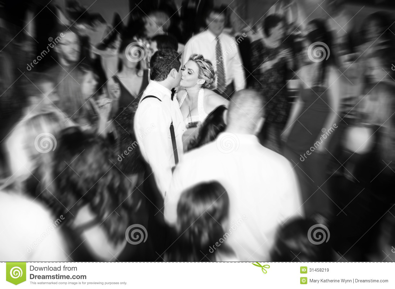Wedding Reception Party Stock Image Image Of Bridal 31458219